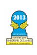 Kinderspiel des Jahres 2013 Nominierung