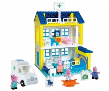 PlayBIG Bloxx Peppa Hospital