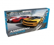 Scalextric Sport American Racers