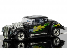 1:32 QB Team Hot-Rod Blau SRS