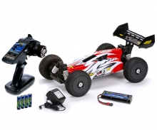 CARSON FY10 Destroyer Line Brushless 100% RTR 2,4 GHz