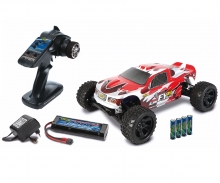 CARSON FY10 Truggy Destroyer Line BL 100% RTR 2,4 GHz