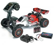 2WD Stunt Warrior 100% RTR 2,4G