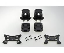 X16 Dämpferbrücken-/Getriebegehäuse Set