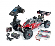 Virus 4.0 Brushless 100% RTR 2.4G