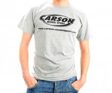 T-Shirt CARSON grau - S