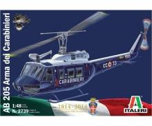 1:48 AB 205 Arma Dei Carabinieri