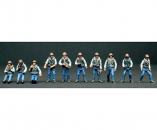 1:35 Figuren-Set Crew (10) ELCO 80 PT