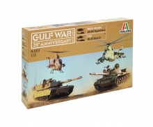 1:72 Gulf War 25th Anniv.-Box (2+2)