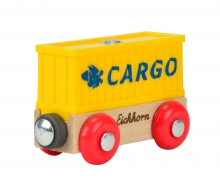 Eichhorn Train, Container Wagon, 2 pcs.
