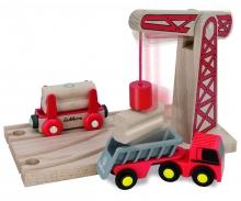 EH Train, Loading Crane