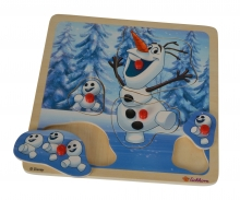 Frozen Pin Puzzle, Olaf