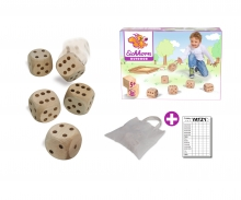 Eichhorn Outdoor Dice Game-YATZY