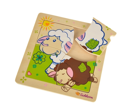 EH Sheep, Lift Out Puzzle