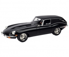 "Jaguar E-Type ""Shooting Brake"", schwarz 1:18"