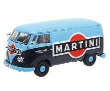"VW T1b ""MARTINI"" Kastenwagen 1:18"