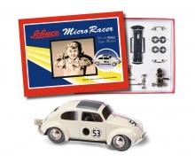 "Micro Racer ""VW Käfer #53"" Montagekasten, beige"