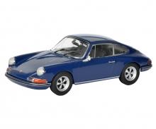 Porsche 911 S, blau 1:43