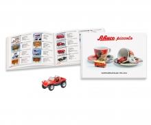Set Piccolo-Sammlerkatalog 1994-2014 gebunden mit Piccolo VW Buggy