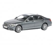 Mercedes-Benz S-Klasse, grau metallic 1:43