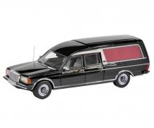 Mercedes-Benz 200 Bestattungswagen, 1:43