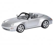 Porsche 911 (993) Speedster, silber
