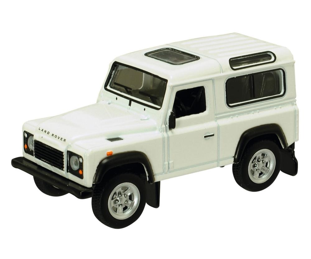 Land Rover Defender White 1 64 Edition 1 64 Car