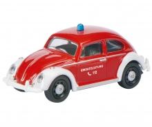 """VW Käfer """"Feuerwehr"""", 1:87"""