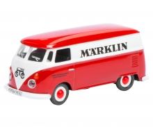 """VW T1 """"Märklin"""" Kastenwagen, 1:87"""