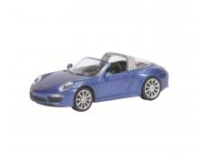 Porsche 911 (991) Targa 4S, 1:87