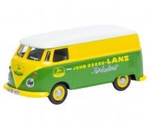 """VW T1 """"John Deere-Lanz"""" Kastenwagen, 1:87"""