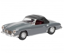 Mercedes-Benz 190 SL Softtop, 1:87