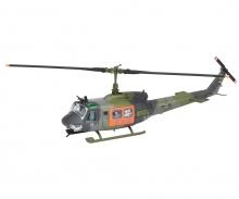 """Bell UH 1D Rettungshubschrauber """"SAR"""", flecktarn 1:87"""