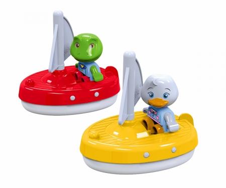 aquaplay AquaPlay 2 SailBoats + 2 Puppets