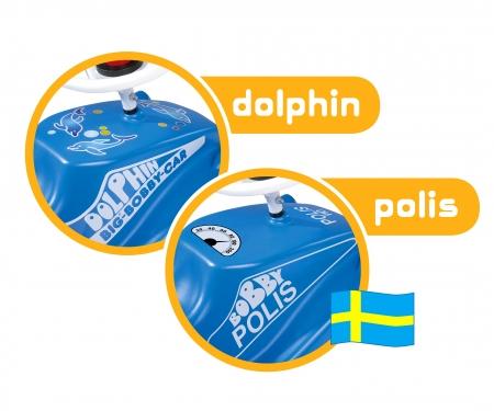 big BIG-Bobby-Car-Classic-Dolphin