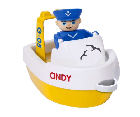 big BIG-Waterplay Boat-Set