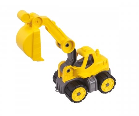 big BIG Power Worker Mini Digger