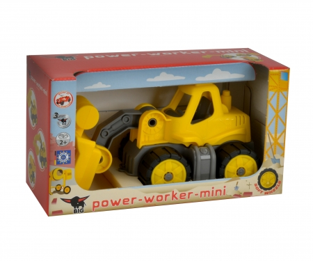 big BIG Power Worker Wheel Loader