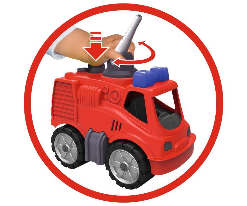 big power worker mini fire truck mini big power worker products. Black Bedroom Furniture Sets. Home Design Ideas