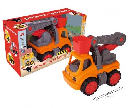 big BIG-Power-Worker Service Crane