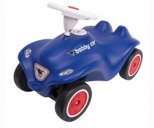 big BIG-New-Bobby-Car Dunkelblau