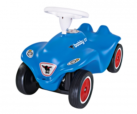 big BIG-New-Bobby-Car Blue