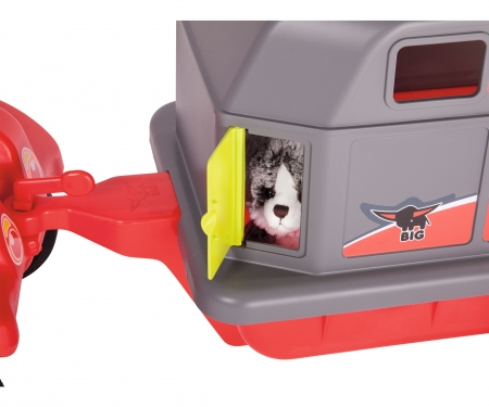 big BIG-Bobby-Car Pet Caddy