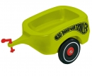 big BIG-BOBBY-CAR-TRAILER GREEN