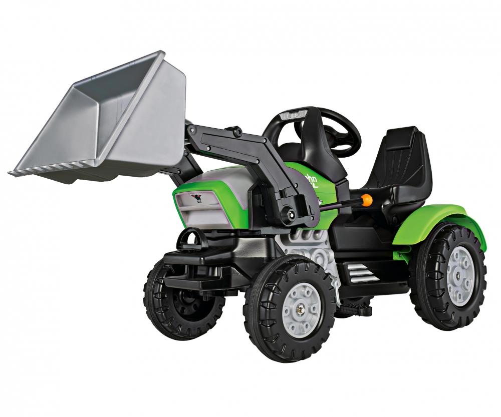 big john xl loader traktoren fahrzeuge produkte. Black Bedroom Furniture Sets. Home Design Ideas