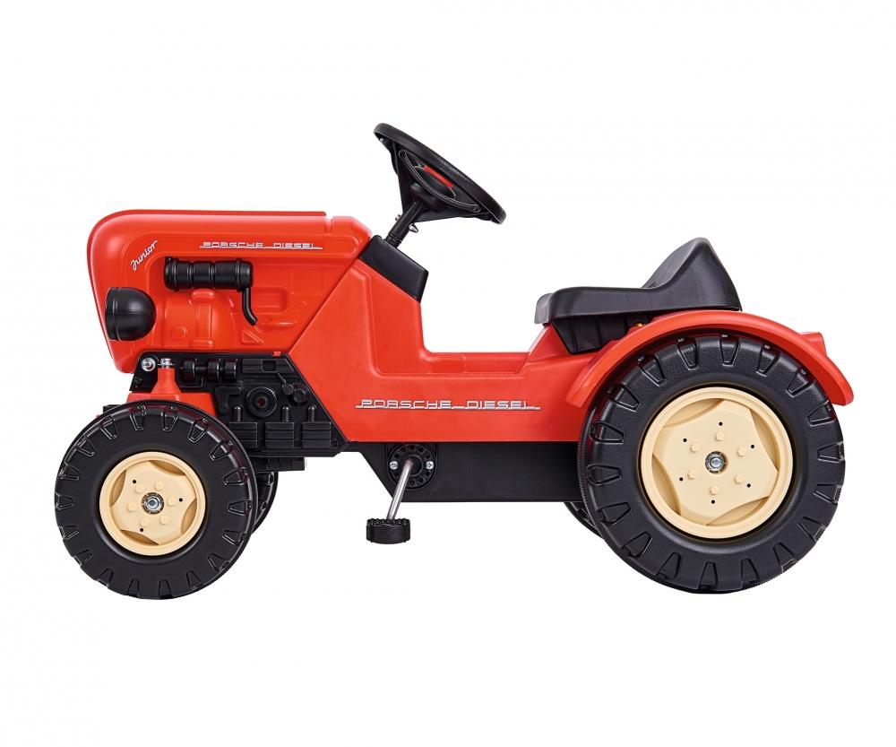 porsche diesel junior traktoren fahrzeuge produkte. Black Bedroom Furniture Sets. Home Design Ideas