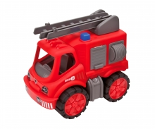 big BIG-Power-Worker Fire Engine