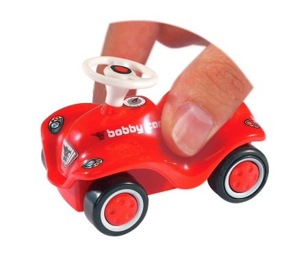 big BIG-New-Mini-Bobby-Car