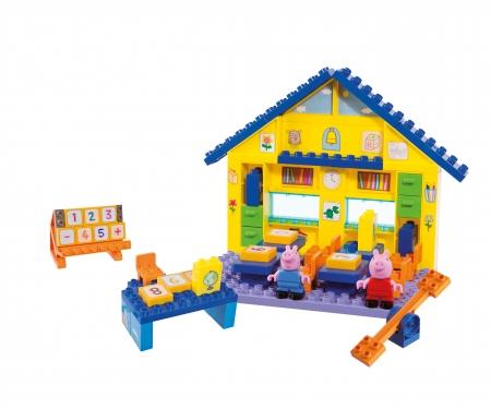 big PlayBIG Bloxx Peppa School