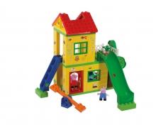 big BIG-Bloxx Peppa Pig Play House